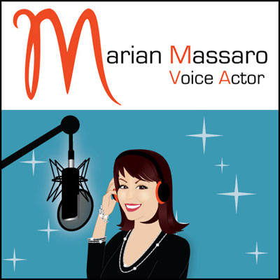 Marian Massaro, voice actress